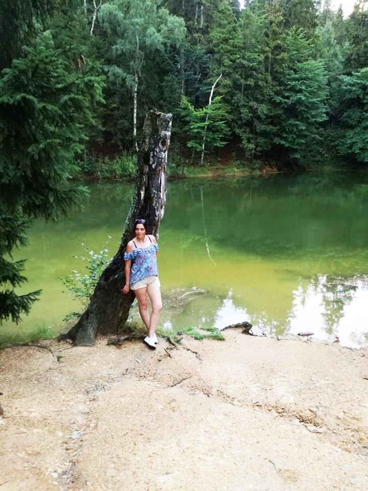 Kolorowe Jeziorka-Jeziorko Błękitne
