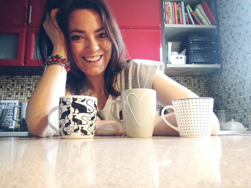 czas na herbatke