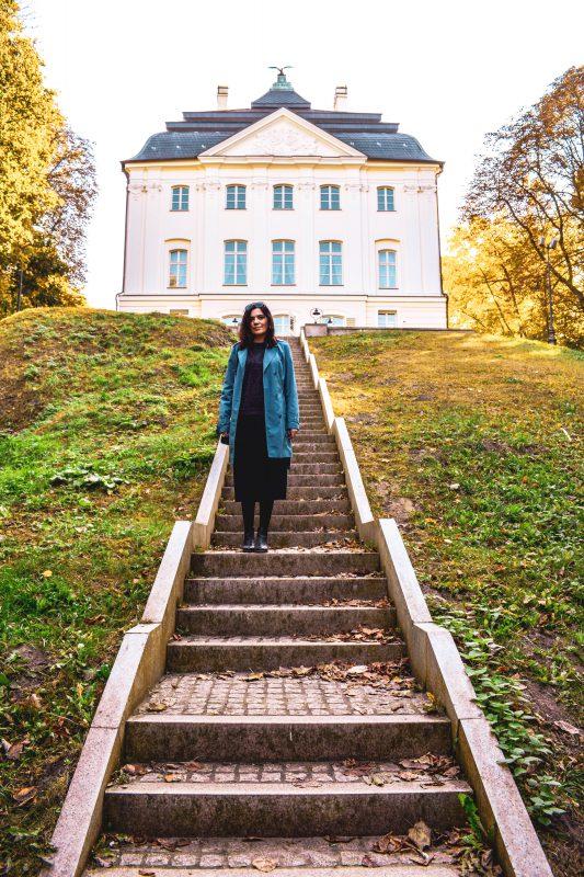 pałac myśliwski ostromecko