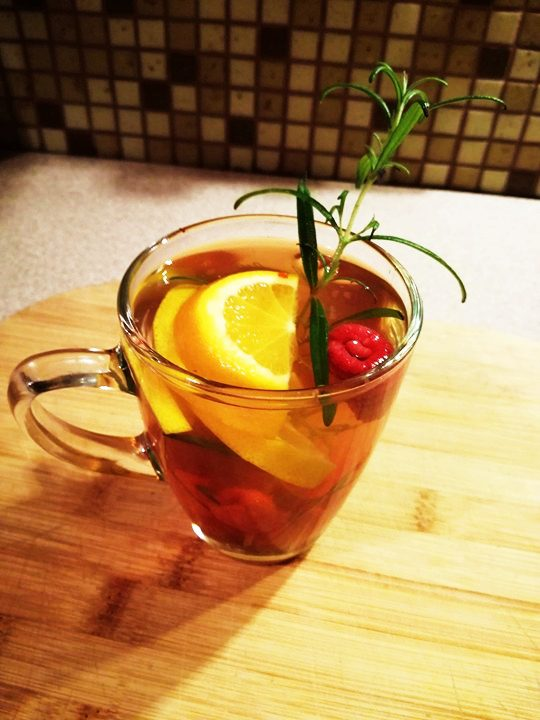zielona herbata. przespis na pyszną herbatę