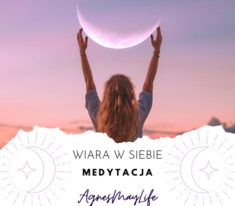 Medytacja o Wiarę w siebie, okładka